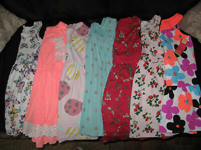NEXT & others bundle dresses for girls  AGE 4-5 YEARS**
