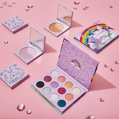 Set ColourPop x My Little Pony Edition Limitée (neuf En Boîte) New In Box