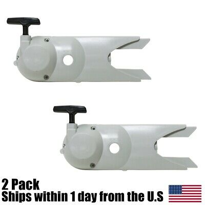 2PK Starter Recoil Cover Assembly For Stihl TS400 Cut-Off Replaces 4223 190 0401
