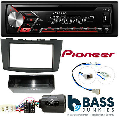 Peugeot 308 DEH-3900BT car stereo USB CD MP3 AUX In Bluetooth kit
