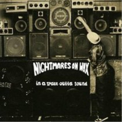 Nightmares On Wax-In a Space Outta Sound  (UK IMPORT)  CD NEW