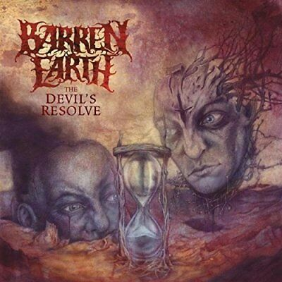 "Barren Earth-The Devil's Resolve  (UK IMPORT)  Vinyl / 12"" Album NEW"