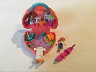 Polly Pocket Italian Holiday Italien Urlaub Bluebird 1996