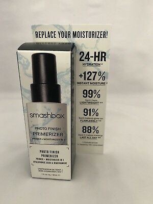 Smashbox Photo Finish Primerizer1 0 FL OZ NEW IN BOX