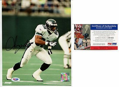 NFL football IRVING FRYER autograph HAND SIGNED 8 X 10 with COA SB3054