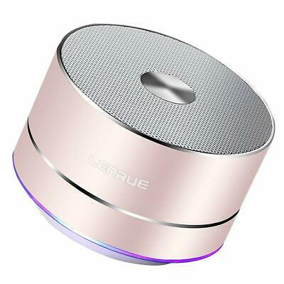 Mini Portable Bluetooth Wireless Stereo Speaker with Mic For Smartphone Tablet