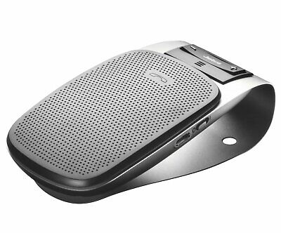 Jabra Drive Wireless Bluetooth Car Speakerphone-Silver-Mint