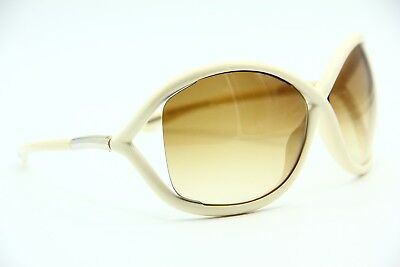 ee51e0783c Tom Ford Tf 9 342 Whitney White Gradient Authentic Sunglasses 64-14 W case