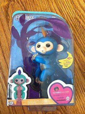 Fingerlings Baby Monkey WowWee – NEW- Three clolors
