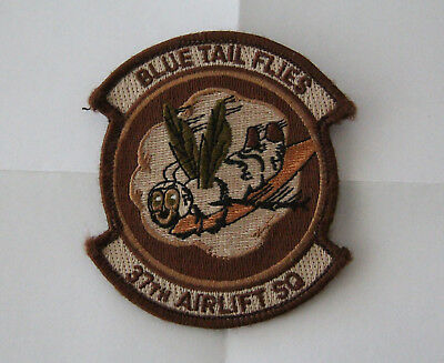 USAF 37th Airlift Sqdr. C-130 Ramstein AB Desert Patch