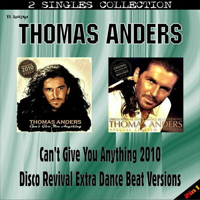 YS336SS- THOMAS ANDERS - Can't Give You Anything & Disco Revival /MODERN TALKING