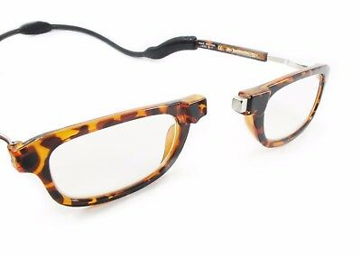 Loopies High Quality Magnetic Reading Glasses Flexi Neck Loop SALE 50% OFF Rrp