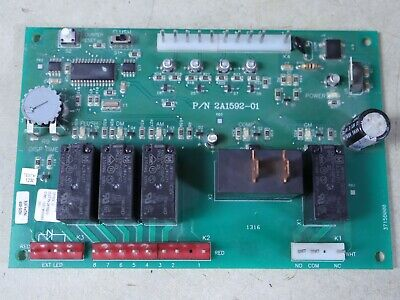 Hoshizaki 2A1592-01 Ice Machine Timer Control Circuit Board