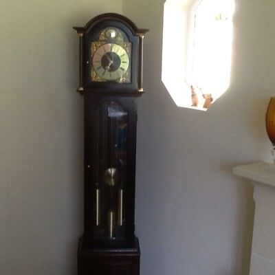 Reproduction Longcase Clock by English Elegance