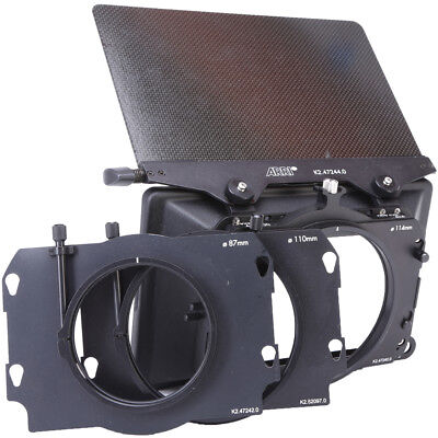 Arri Lmb-25 Stage Clip On Mattebox Kit For Any Camera. Free Shipping.