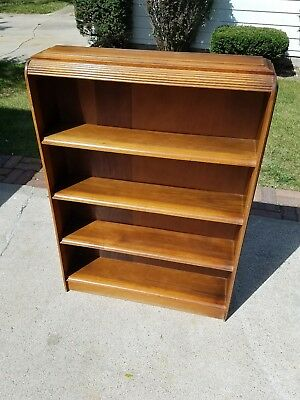Antique wood Book Shelf, bookcase very rare ~ PICK UP ONLY