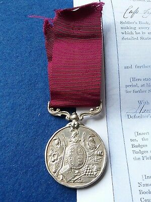 lsgc long service medal to 74th regiment entitled Indian mutiny medal and kaf