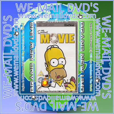 The Simpsons Movie (UMD) [UMD FOR THE PSP]