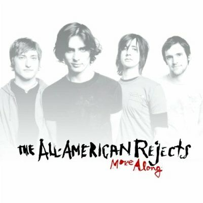 The All-American Rejects-Move Along  (UK IMPORT)  CD NEW
