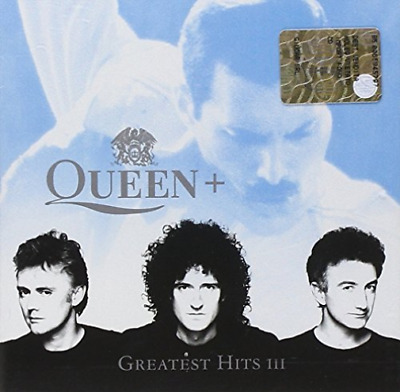 Queen-Greatest Hits 3  (UK IMPORT)  CD NEW