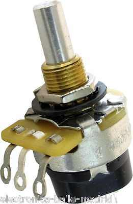 Potentiometer Cts 10K Audio Push/pull On-Off With Solder Lugs - Volume Control