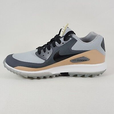 1fec1db01379 MENS NIKE AIR Zoom 90 IT Golf Shoes Rory Mcilroy Gray Multi Size ...