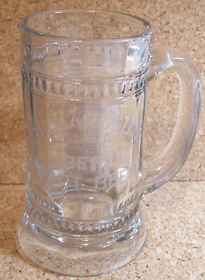 Vintage Richardson Root Beer Glass Mug