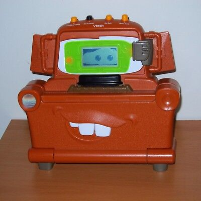 VTech Disney Cars 2 : Tow Mater's Spy Mission Laptop