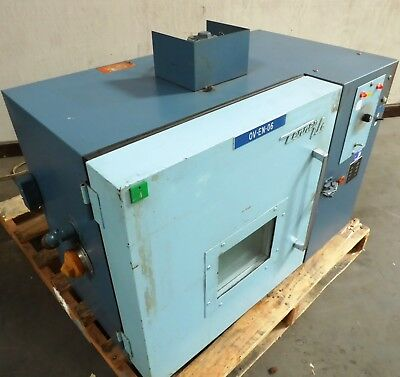 A150419 Tenney Jr. TJR Temperature Environmental Test Chamber Oven