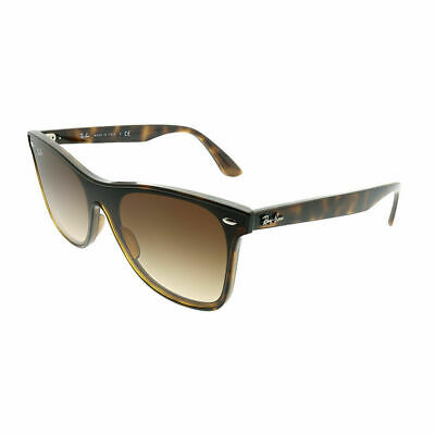 Ray-Ban Blaze Wayfarer RB 4440N 710/13 Lite Havana Sunglasses Brown Gradient
