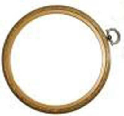 1 Round Flexi Hoop Size 5 inch ideal for Cross Stitching