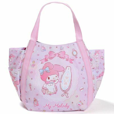 21d6eca4e Hello Kitty 40th Anniversary Limited My Melody Mothers' Tote Bag Balloon Bag