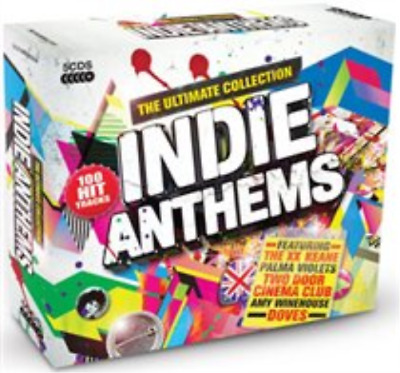 Various Artists-Indie Anthems  (UK IMPORT)  CD / Box Set NEW