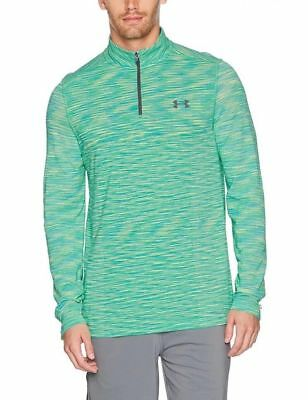 8d3cacf5390adf NWT $60 Under Armour Men's UA Threadborne Seamless 1/4 Zip Training Top  1298911