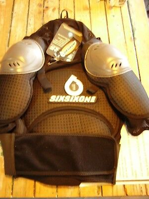 661 Assault Pressure Suit Body Armour Mountain Bike NOS with tags RRP $159.99