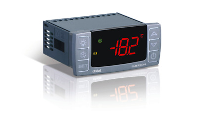 Genuine New Dixell Xr75Cxb Coolmate  Med Temp