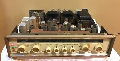 SHERWOOD S 8000 ll TUBE RECEIVER