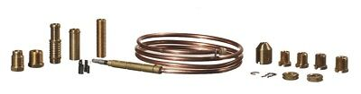 CATERING RESTAURANT THERMOCOUPLE 1000mm M8x1 THREADED SLEEVE SUIT T5-36