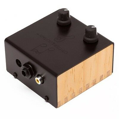 Critter & Guitari Black And White Video Scope Synthesizer