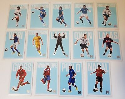 2017 Panini Nobility Soccer - Base Cards - Choose your cards - New