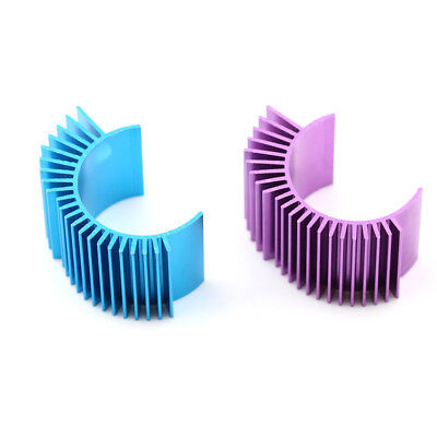Motor Cooling Heat Sink Top Vented 540 545 550 Size For 1/10 RC CarYF
