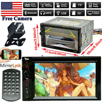 Car CD DVD Radio Stereo Touchscreen&Rear Camera For 88-94 Chevy GMC C1500 K1500