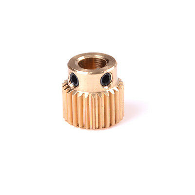 1Pc 26T Printer 26tooth Gear 11mm x 11mm For DIY New 3D Printer Extruder new.