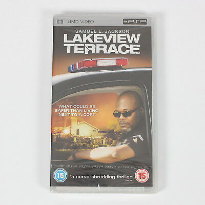 Lakeview Terrace UMD for PSP Playstation Portable New/Sealed