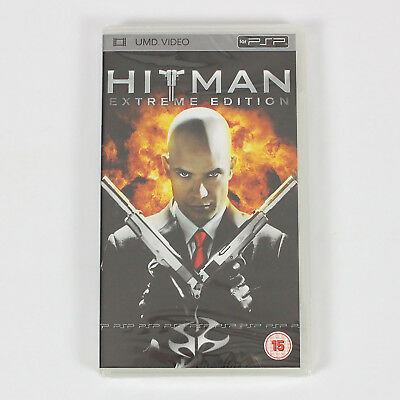 Hitman Extreme Edition UMD for PSP Playstation Portable New/Sealed