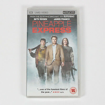 Pineapple Express UMD for PSP Playstation Portable New/Sealed