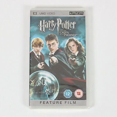 Harry Potter and the Order of the Phoenix UMD for PSP Playstation Portable
