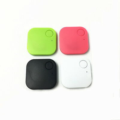 Mini GPS Smart Tracking Device Finder Car Pet Kid Wallet Cellphone Tracker White