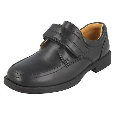 N1094 KIDS BOYS COOL 4 SCHOOL LACE UP FASTENING CASUAL BACK TO SCHOOL SHOES