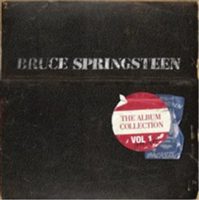 Bruce Springsteen-The Albums Collection  (UK IMPORT)  CD / Box Set NEW
